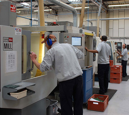 CNC Miling